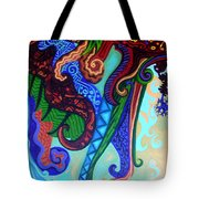 Metaphysical Habituation Tote Bag by Genevieve Esson