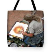 Performance of Art Tote Bag by Heiko Koehrer-Wagner