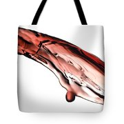 Red Wine Tote Bag by Frank Tschakert