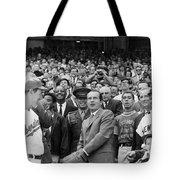 Richard Nixon (1913-1994) Tote Bag by Granger