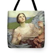 Sense of Sight Tote Bag by Annie Louisa Swinnerton