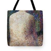 Seurat: Model, C1887 Tote Bag by Granger