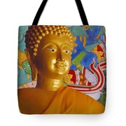 Thailand, Lop Buri Tote Bag by Bill Brennan - Printscapes