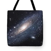 The Andromeda Galaxy Tote Bag by Robert Gendler