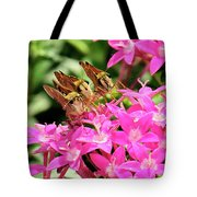 Three Of A Kind Tote Bag by Betty LaRue