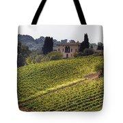 Tuscany Tote Bag by Joana Kruse