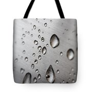 Water Drops Tote Bag by Frank Tschakert