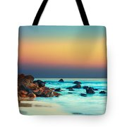 Sunset Tote Bag by MotHaiBaPhoto Prints