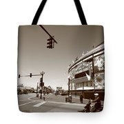 Wrigley Field - Chicago Cubs Tote Bag by Frank Romeo