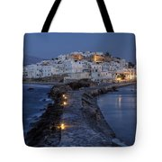 Naxos - Cyclades - Greece Tote Bag by Joana Kruse