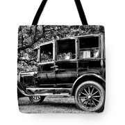 1926 Ford Model T Tote Bag by Bill Cannon