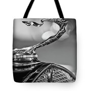1930 Cadillac Roadster Hood Ornament 2 Tote Bag by Jill Reger