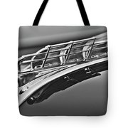 1949 Plymouth Hood Ornament 2 Tote Bag by Jill Reger