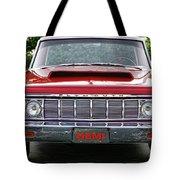 1964 Plymouth Savoy Hemi  Tote Bag by Gordon Dean II