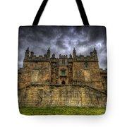 Bolsover Castle Tote Bag by Yhun Suarez