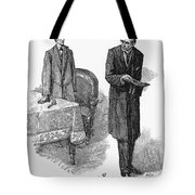Doyle: Sherlock Holmes Tote Bag by Granger