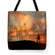 Forefathers Tote Bag by Paul Sachtleben