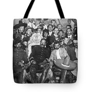 Francisco Pancho Villa Tote Bag by Granger