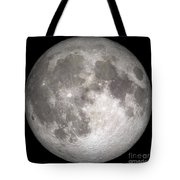 Full Moon Tote Bag by Stocktrek Images