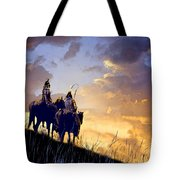 Going Home Tote Bag by Paul Sachtleben