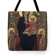 Madonna And Child Tote Bag by Granger