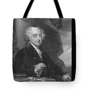 President John Adams Tote Bag by War Is Hell Store