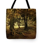 Rooted In Nature Tote Bag by Jessica Jenney