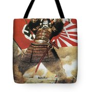 World War II: Poster Tote Bag by Granger