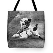 Jackie Robinson (1919-1972) Tote Bag by Granger