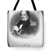 Matthew Fontaine Maury Tote Bag by Granger