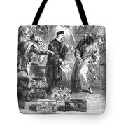 MERCHANT OF VENICE Tote Bag by Granger