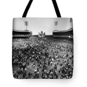 New York: Polo Grounds Tote Bag by Granger