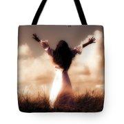 Angel Tote Bag by Joana Kruse