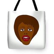 Fashion illustration Tote Bag by Frank Tschakert