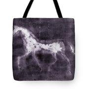 Horse Tote Bag by Julie Niemela