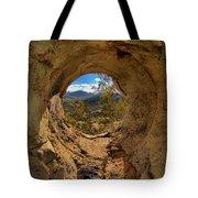 Kain Homestead Tucson Arizona Tote Bag by Ed Cheremet