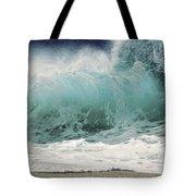 North Shore Wave Tote Bag by Vince Cavataio - Printscapes