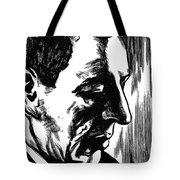 Sergei Rachmaninoff Tote Bag by Granger