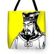 Sun Tzu Tote Bag by War Is Hell Store