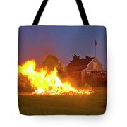 4th of July 2010 BYC Tote Bag by Charles Harden