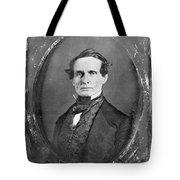 Jefferson Davis Tote Bag by Granger