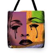 Madonna  Tote Bag by Mark Ashkenazi