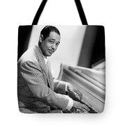 DUKE ELLINGTON (1899-1974) Tote Bag by Granger