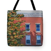 A Brick In Time Tote Bag by Lynne Reichhart