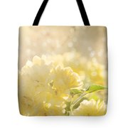 A Chance Of Showers Tote Bag by Amy Tyler