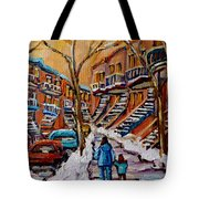 A Glorious Day Tote Bag by Carole Spandau