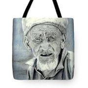 A Life Time Tote Bag by Enzie Shahmiri