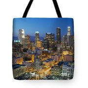 A night in L A Tote Bag by Kelley King