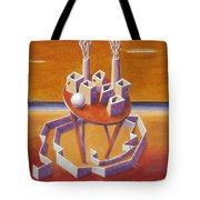A Peasents Dream  Tote Bag by Dimitris Milionis