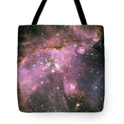 A Star-forming Region In The Small Tote Bag by Stocktrek Images